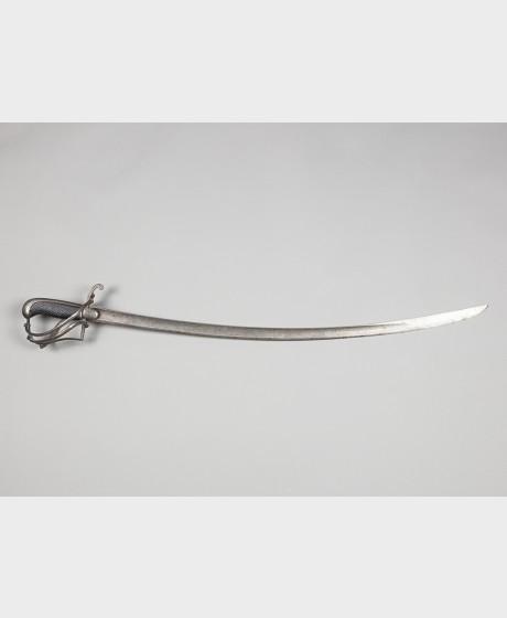 Tanskalainen miekka, n. 1750