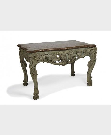 Barokkipöytä