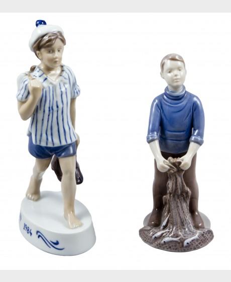 Figuriineja, 2 kpl, Poikia