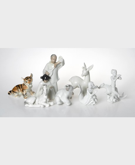 Figuriineja, 7 kpl