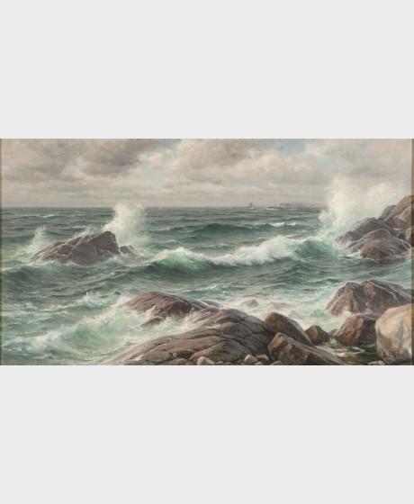 Berndt Lindholm (1841-1914) T37