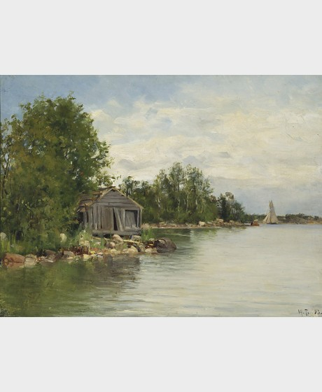 Toppelius, Woldemar (1858-1933)