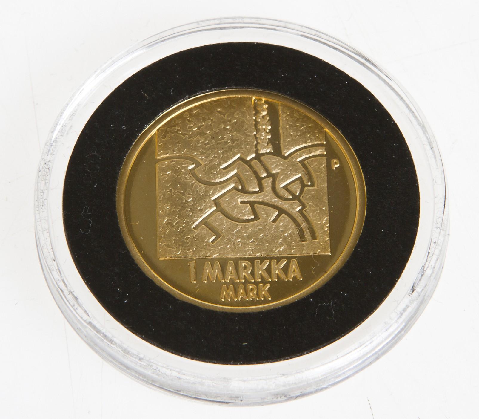 Kultamarkka 2001
