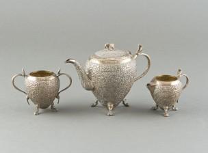 Teekalusto, 3 osaa