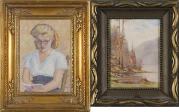 Emil Jankes ja maalaus