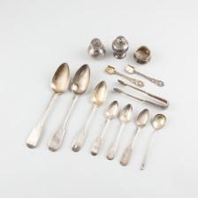 Erä hopeaa, 13 kpl
