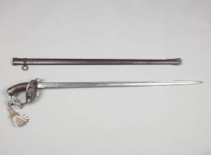 Ratsuväen upseerisapeli m/1889