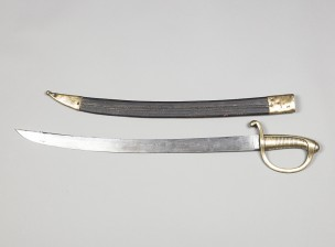 Briquet miekka m/1817-1856