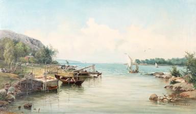 Josephina Holmlund (1827-1905)