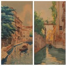 Akvarellipari