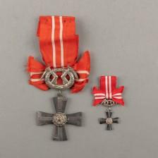 Kunniamerkki ja miniatyyri