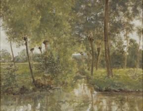 Julia De Cock-Stigzelius (1840-1923)