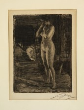 Zorn, Anders (1860-1920), (SE)