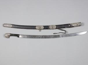 Kasakka-aliupseerin shaska m/1904