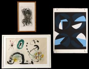 E. Myntti, O. Ikkala ja grafiikka