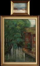 Tigerstedt, H. ja maalaus