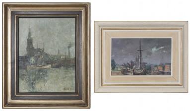 Pentti Veroma ja maalaus
