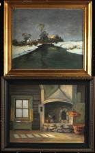 Alanko, Aarne ja maalaus