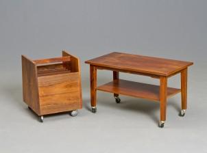 Teline ja pöytä