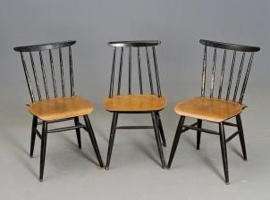 Tuolipari ja tuoli
