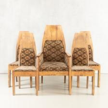 Tuoleja, 4+1 kpl