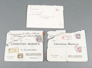 Kirjeitä, 3 kpl