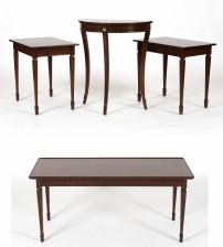 Konsoli ja pöytiä, 2+2