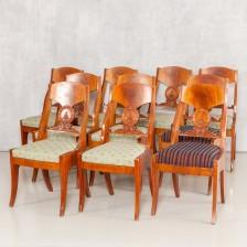 Tuoleja, 10 kpl (TA)