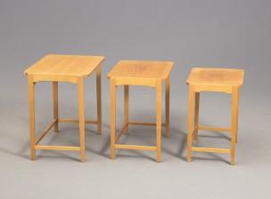 Sarjapöytä, 3 osaa