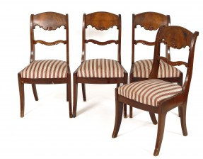 Tuoleja, 4 kpl