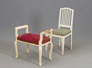 Tuoli ja palli