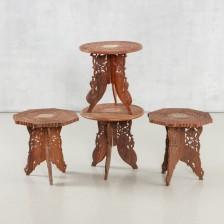 Pöytiä, 4 kpl