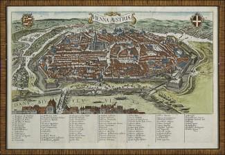 Wienin kaupunkikartta