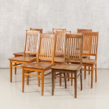 Tuoleja, 8 kpl