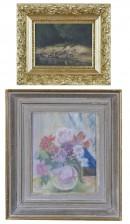 Martha Lagercrantz ja maalaus