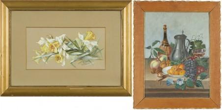 E. Palmroos ja maalaus