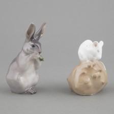 Jänis ja hiiri
