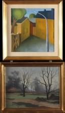 Johannes Gebhard ja maalaus