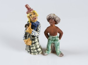 Figuriineja 2 kpl