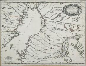 Peräpohjolan kartta