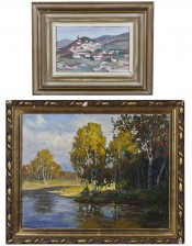 Boijer-Poijärvi ja maalaus
