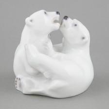 Kaksi jääkarhua
