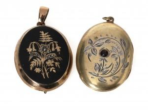 Medaljonkeja, 2 kpl