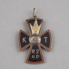 KTR 2 - 4. patteriston risti 1919 - 1920