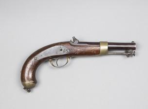 Laivastopistooli m/1849