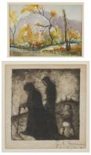 Viivi Von Schrowe-Kallio ja grafiikka
