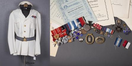 Laivastoupseerin kokoelma