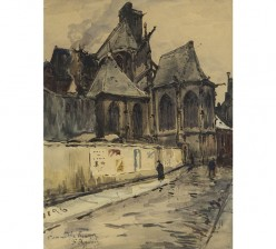 Benois, Alexander Nikolaevich (1870-1960), (RU)