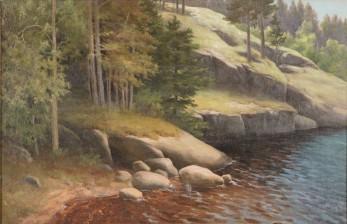 Johan Elis Kortman ( 1858-1923)