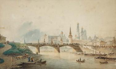 Timm, Vasilij Fedorovich (1820-1895), (RU), väitetty/tillskriven/attributed